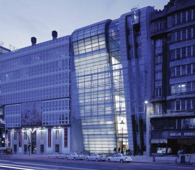 A Coruña - Sede Sociocultural Vanguardista