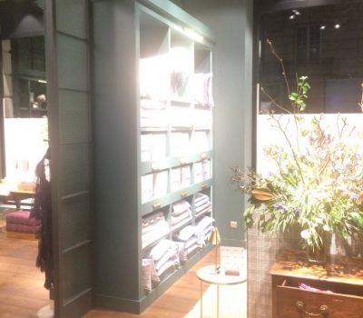 Bilbao - Tienda Insignia - Interior