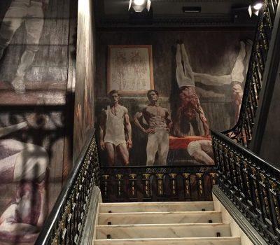 Madrid - Flagship - Barrio De Salamanca - Escalera Interior