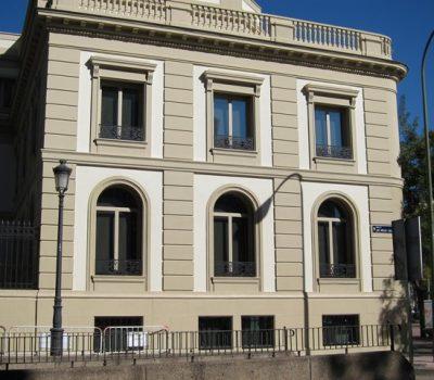 Madrid - Flagship - Barrio De Salamanca - Fachada