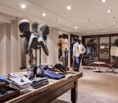 Madrid - Flagship Store Concept - Serrano - Personal Tailoring
