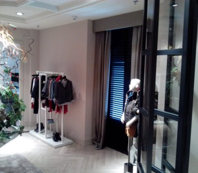 Madrid - Flagship Store Concept - Serrano - Showroom