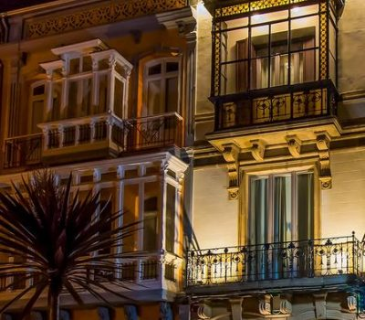 Ribadeo - Hotel Boutique - Fachada