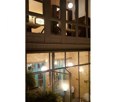 Ribadeo - Hotel Boutique - Terraza